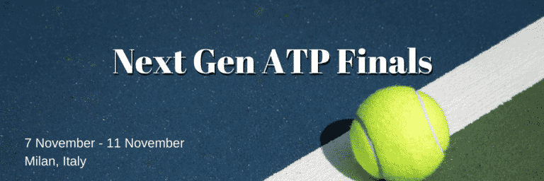 Next Gen ATP Finals Betting Preview: Zverev Absence Leaves Field Wide Open