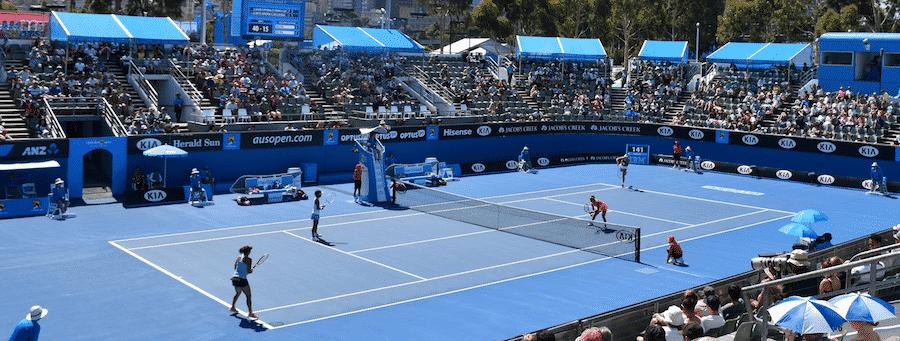 2018 Australian Open betting integrity