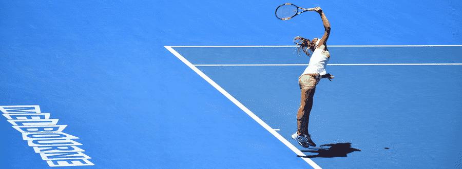 2018 Australian Open womens betting