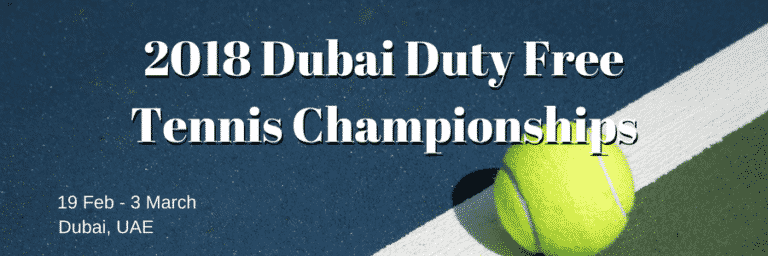 Dubai Duty Free Tennis Championships Betting Preview: Federer Leaves Open Field
