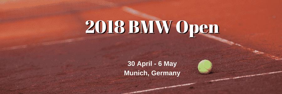 2018 BMW Open