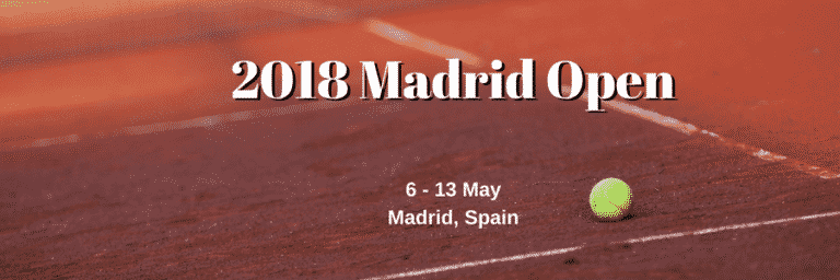 2018 Madrid Open