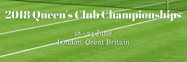 2018 Queen's Club Championships