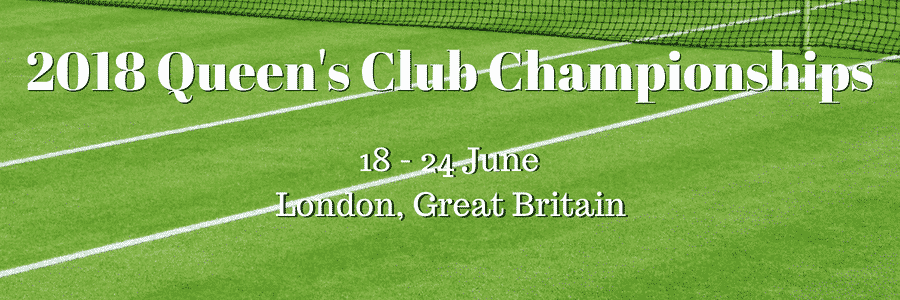 2018 Queens Club Championships