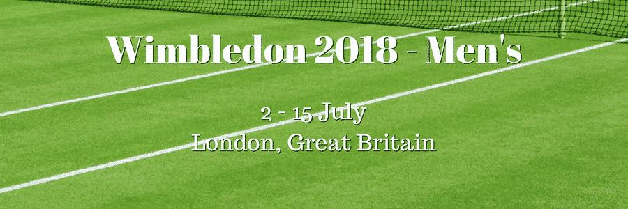 2018 Wimbledon Men