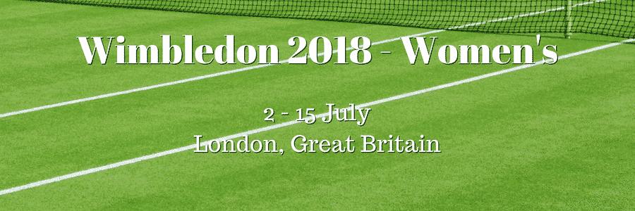 2018 Wimbledon Women