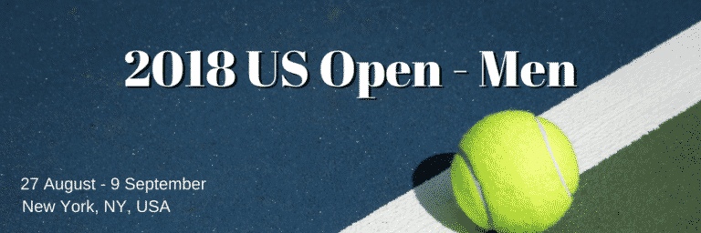 US Open Men's Betting Preview: Federer and Djokovic Land in Same Quarter