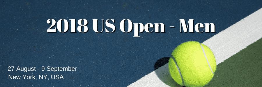 2018 US Open Men