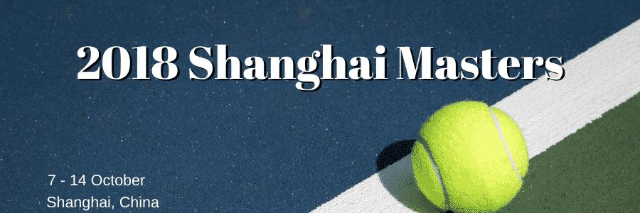 2018 Shanghai Masters