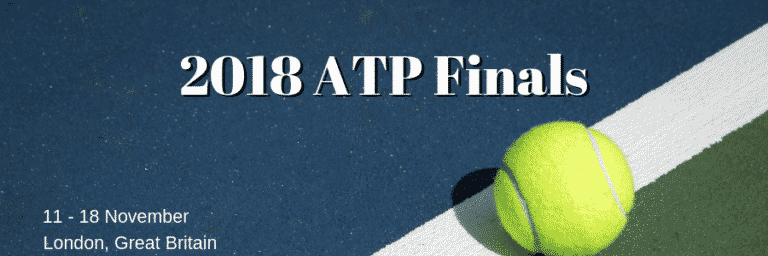Betting on the 2018 ATP Finals: Djokovic Favourite After Nadal's Withdrawal