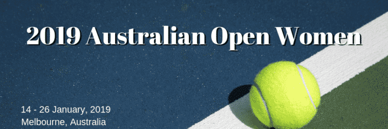 Betting on the 2019 Australian Open Women: Serena Favourite to Reclaim Title