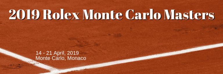 2019 Rolex Monte-Carlo Masters: Nadal Seeks 12th Title