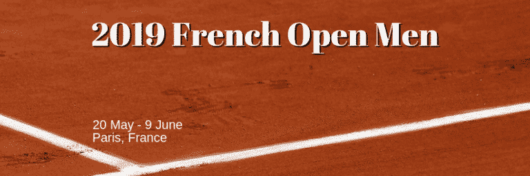 2019 French Open Men's Betting Preview: Nadal Has 12th Paris Title in Sight
