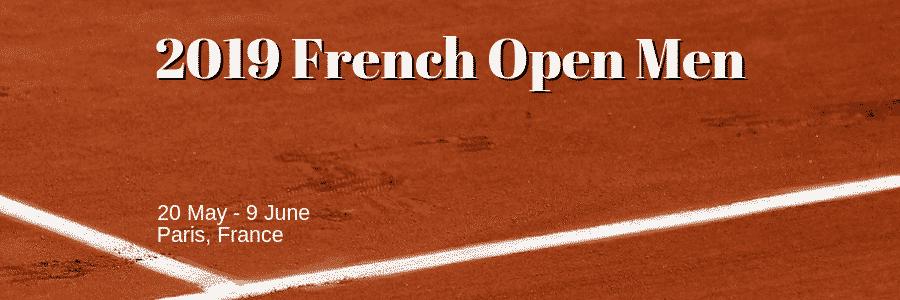 2019 French Open Men