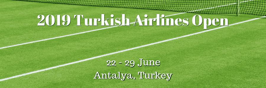 2019 Turkish Airlines Open