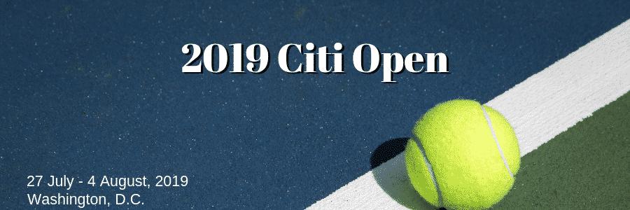 2019 Citi Open