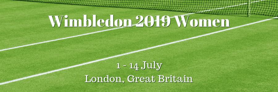 2019 Wimbledon Women
