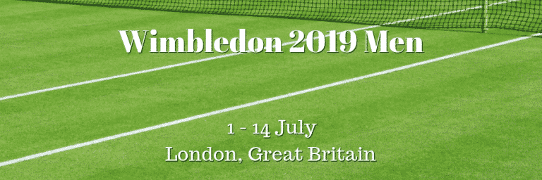 Wimbledon 2019 Men's Betting Preview: Federer Bids for Ninth SW19 Title
