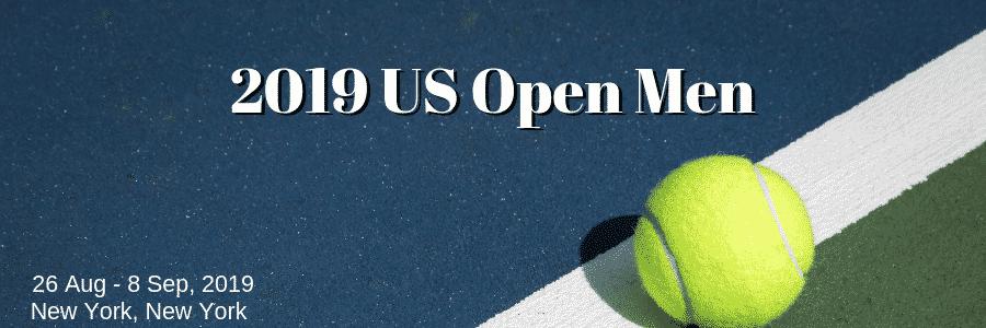 2019 US Open Men