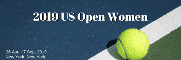 2019 US Open Women's Betting Preview