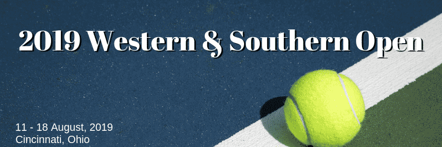 2019 Western and Southern Open