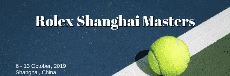 2019 Shanghai Masters Betting Preview: Djokovic Favourite for Fifth Crown