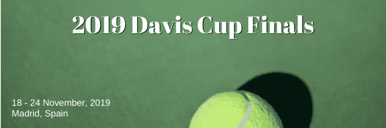2019 Davis Cup Betting Preview: Hosts Spain Favorites for Revamped Competition