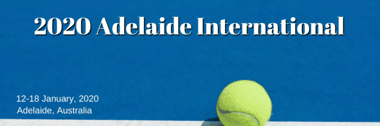 2020 Adelaide International Betting Preview: De Minaur Leads the field after Djokovic Pulls Out