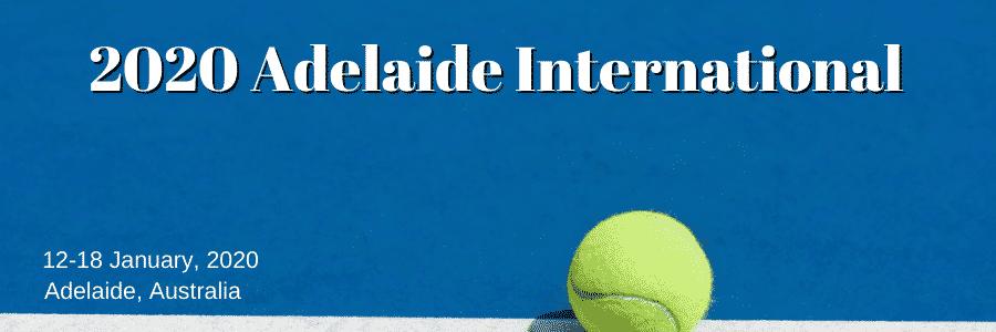 2020 Adelaide International