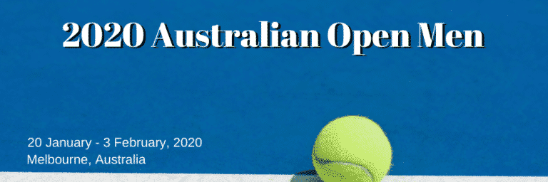 2020 Australian Open Men's Betting Preview: Djokovic Favourite for Eighth Title