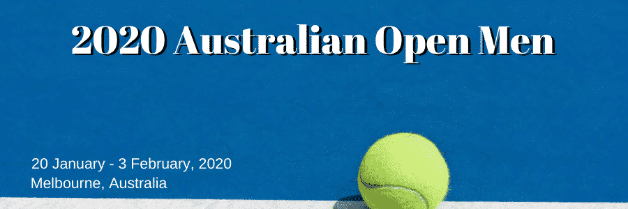 2020 Australian Open Men