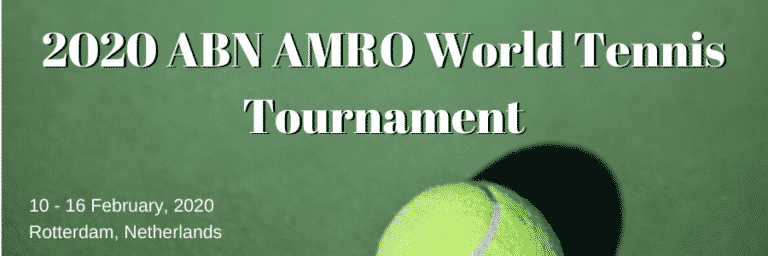 2020 ABN AMRO World Tennis Tournament