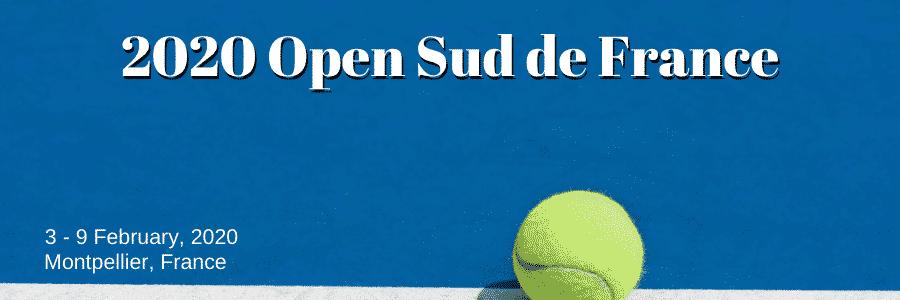 2020 Open Sud de France