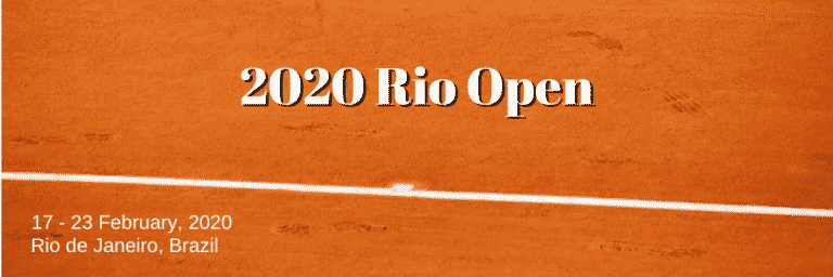 2020 Rio Open Betting Preview: Thiem Out to Recapture Title